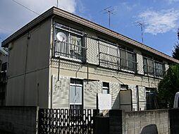 ムサシノコーポ[103号室]の外観