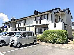 福岡県遠賀郡水巻町猪熊2丁目の賃貸アパートの外観