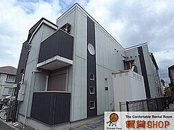 クレフラスト蘇我町[1階]の外観
