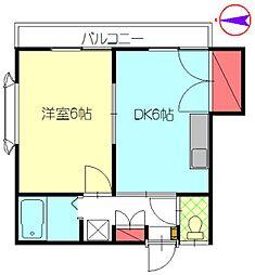 ウィンプラザハウス[2階]の間取り