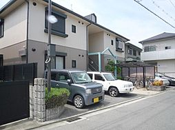 前田ハイツA棟[102号室]の外観