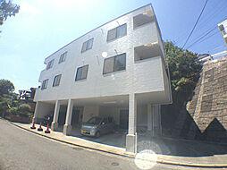 コーポ浅倉II[2階]の外観