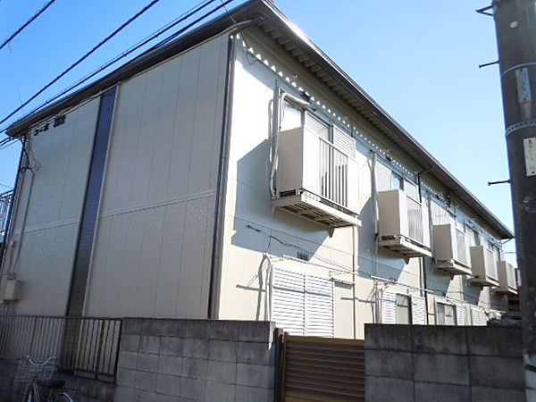 コーポ高松 2階の賃貸【東京都 / 立川市】