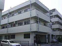 東京都羽村市神明台3丁目の賃貸マンションの外観