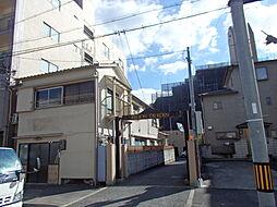 兵庫県神戸市灘区城内通2丁目の賃貸アパートの外観