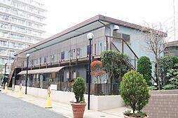 埼玉県川口市川口1丁目の賃貸アパートの外観
