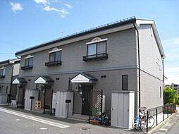 RelifeCourt稲田 C[1階]の外観