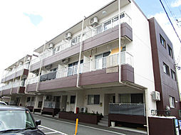 静岡県浜松市中区上浅田2の賃貸マンションの外観