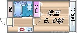 緑橋駅 2.1万円