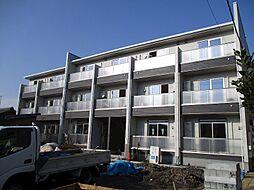 愛知県名古屋市千種区鏡池通1丁目の賃貸アパートの外観