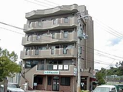奈良県奈良市帝塚山6丁目の賃貸マンションの外観