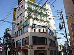 明和コーポ[6階]の外観