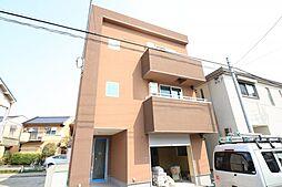 兵庫県尼崎市潮江2丁目の賃貸アパートの外観