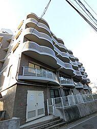 神奈川県横浜市都筑区荏田南5丁目の賃貸マンションの外観