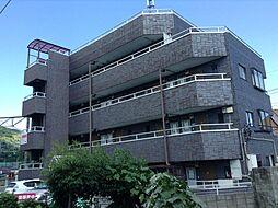セントラルマンションリイ[3階]の外観
