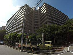 兵庫県宝塚市旭町1丁目の賃貸マンションの外観