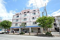 兵庫県神戸市垂水区仲田3丁目の賃貸マンションの外観