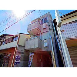 静岡県静岡市葵区東草深町の賃貸マンションの外観