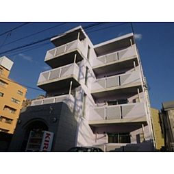 静岡県浜松市中区元魚町の賃貸マンションの外観