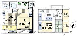 元田中駅 3,550万円