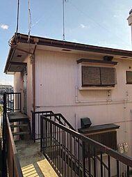 ムトウアパート[1階]の外観