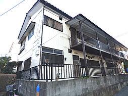 上大寺ハイツ[2階]の外観