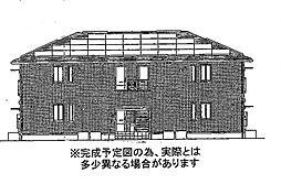D maison 西崎[2階]の外観