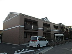 Primrose.A[1階]の外観