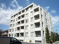栃木県宇都宮市横田新町の賃貸マンションの外観