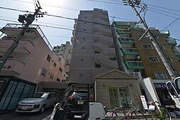 ガーデンコート新栄[3階]の外観