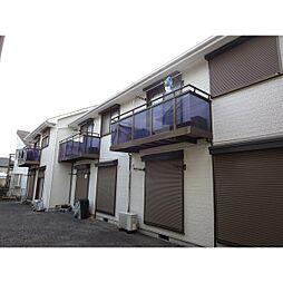 神奈川県横浜市泉区和泉中央南2丁目の賃貸アパートの外観