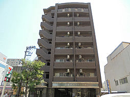 愛媛県松山市三番町3丁目の賃貸マンションの外観