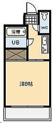 オグラヒルズIII[706号室]の間取り
