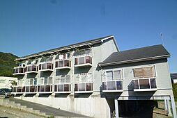 リバティハウス山本[1階]の外観