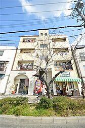 兵庫県神戸市須磨区菊池町2丁目の賃貸マンションの外観