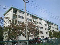 緑マンション[1階]の外観