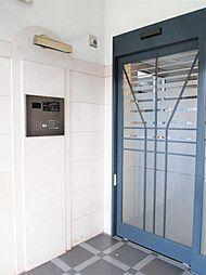共用部 防犯面でも安心のオートロック付 H30.10月