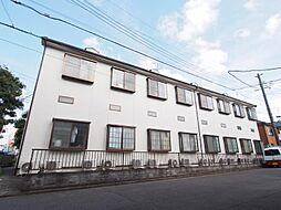 神奈川県川崎市多摩区堰2丁目の賃貸アパートの外観