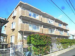 千葉県市川市本行徳の賃貸マンションの外観