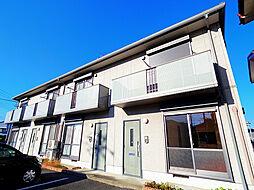 [テラスハウス] 埼玉県所沢市大字久米 の賃貸【/】の外観