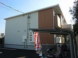 大阪府堺市西区鳳北町6丁の賃貸アパートの外観