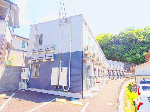 DIAREST(ディアレスト)海田 2階の賃貸【広島県 / 安芸郡海田町】