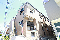 愛知県名古屋市天白区道明町の賃貸アパートの外観