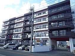 大阪府門真市柳町の賃貸マンションの外観