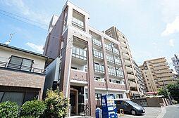 福岡県福岡市南区横手4丁目の賃貸マンションの外観