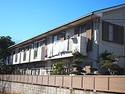 グリーンヒル山口[105号室]の外観