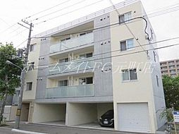 北海道札幌市東区北十二条東2丁目の賃貸マンションの外観