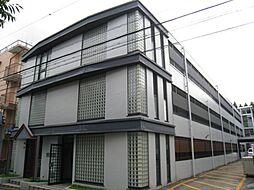 京都府京都市北区鷹峯上ノ町の賃貸マンションの外観