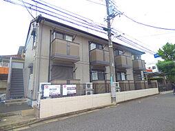 埼玉県さいたま市緑区東浦和1丁目の賃貸アパートの外観