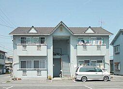 広島県福山市曙町5丁目の賃貸アパートの外観